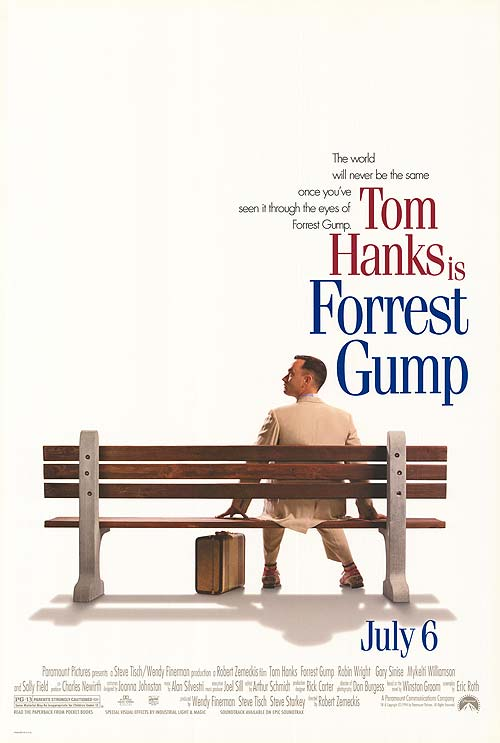 Forrest Gump (1994) online. Obsada, opinie, opis fabuły, zwiastun