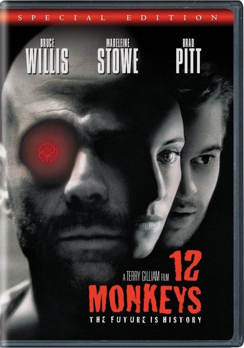 12 małp (1995) online. Obsada, opinie, opis fabuły, zwiastun