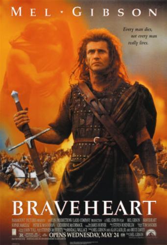 Braveheart - Waleczne Serce (1995) online. Obsada, opinie, opis fabuły, zwiastun