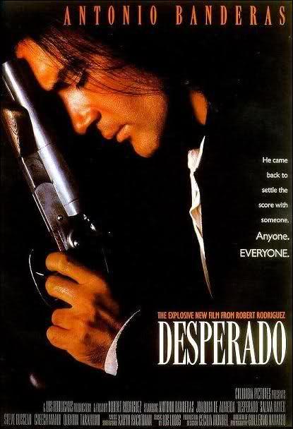 Desperado (1995) online. Obsada, opinie, opis fabuły, zwiastun