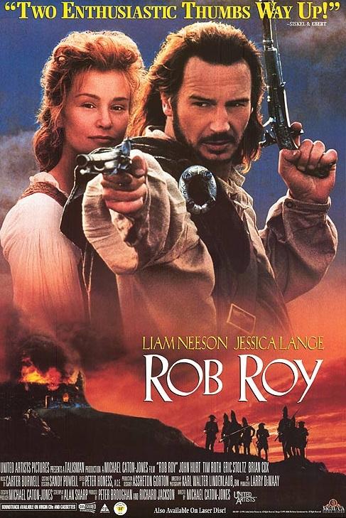 Rob Roy (1995) online. Obsada, opinie, opis fabuły, zwiastun