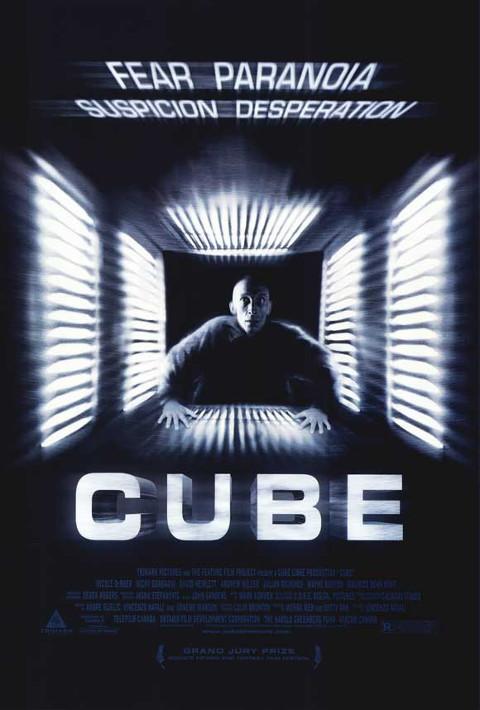 Cube (1997) online. Obsada, opinie, opis fabuły, zwiastun