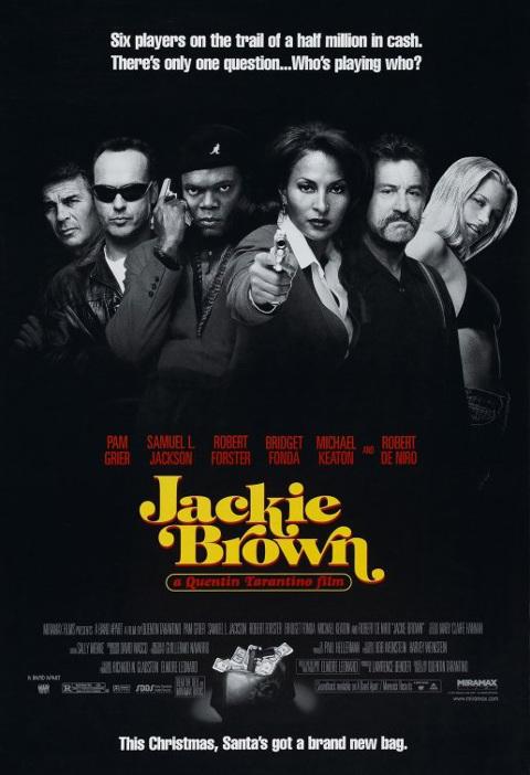 Jackie Brown (1997) online. Obsada, opinie, opis fabuły, zwiastun