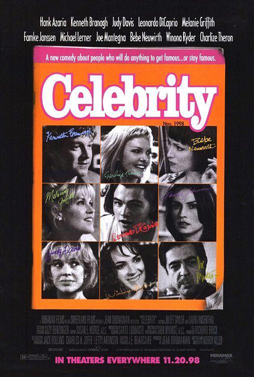 Celebrity (1998) online. Obsada, opinie, opis fabuły, zwiastun