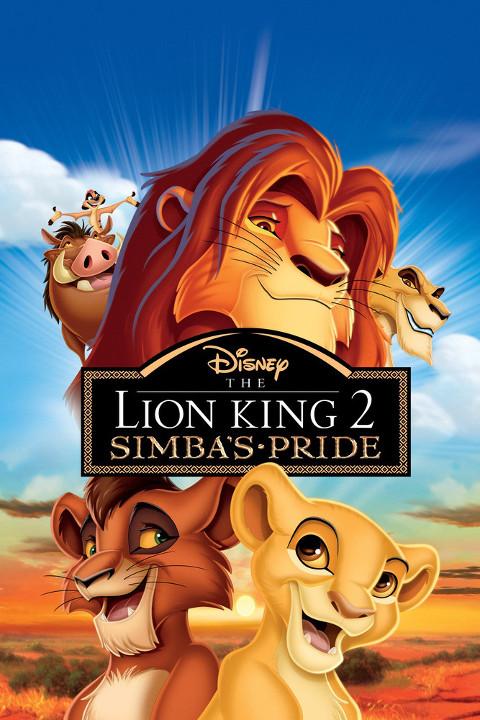 Król Lew 2: Czas Simby (1998) online. Obsada, opinie, opis fabuły, zwiastun