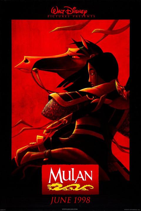 Mulan (1998) online. Obsada, opinie, opis fabuły, zwiastun