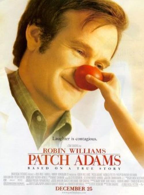 Patch Adams (1998) online. Obsada, opinie, opis fabuły, zwiastun