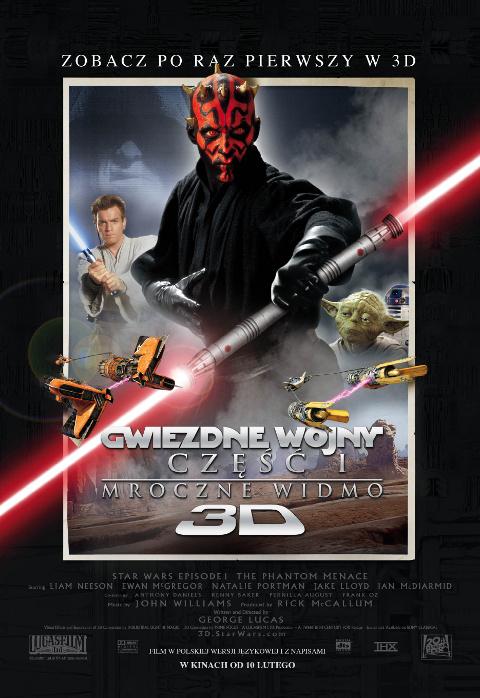 Gwiezdne Wojny: Część I - Mroczne widmo (1999) online. Obsada, opinie, opis fabuły, zwiastun