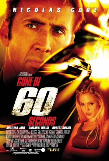 60 sekund (2000) online. Obsada, opinie, opis fabuły, zwiastun