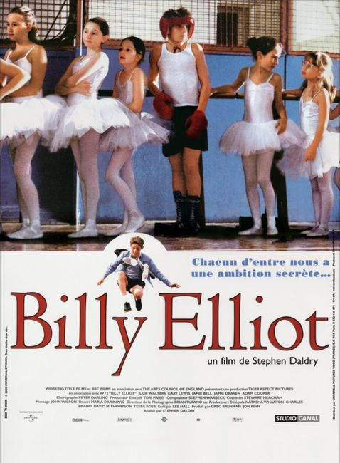 Billy Elliot (2000) online. Obsada, opinie, opis fabuły, zwiastun