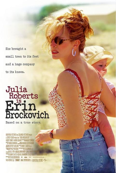 Erin Brockovich (2000) online. Obsada, opinie, opis fabuły, zwiastun