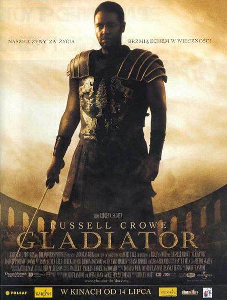 Gladiator (2000) online. Obsada, opinie, opis fabuły, zwiastun