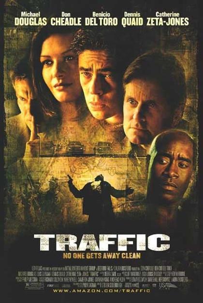 Traffic (2000) online. Obsada, opinie, opis fabuły, zwiastun