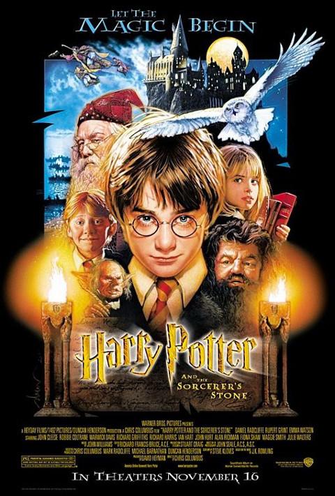 Harry Potter i kamień filozoficzny (2001) online. Obsada, opinie, opis fabuły, zwiastun
