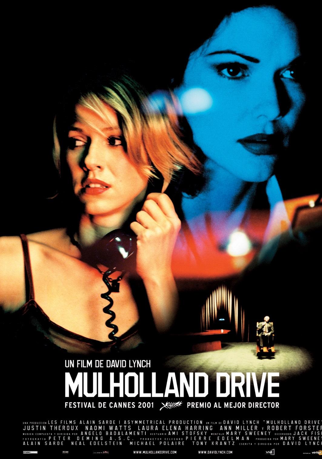 Mulholland Drive (2001) online. Obsada, opinie, opis fabuły, zwiastun