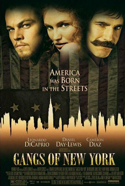 Gangi Nowego Jorku (2002) online. Obsada, opinie, opis fabuły, zwiastun