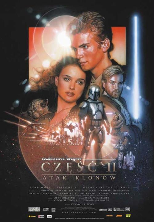 Gwiezdne Wojny: Część II - Atak klonów (2002) online. Obsada, opinie, opis fabuły, zwiastun