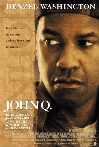 John Q (2002) online. Obsada, opinie, opis fabuły, zwiastun