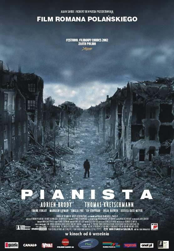Pianista (2002) online. Obsada, opinie, opis fabuły, zwiastun