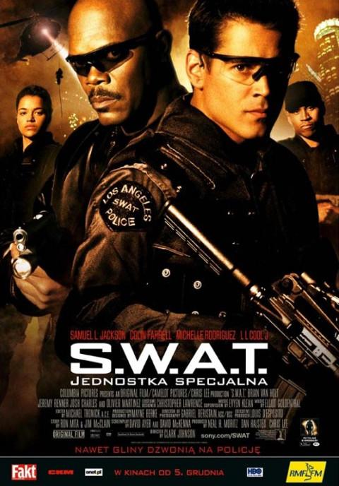 S.W.A.T. Jednostka specjalna (2003) online. Obsada, opinie, opis fabuły, zwiastun
