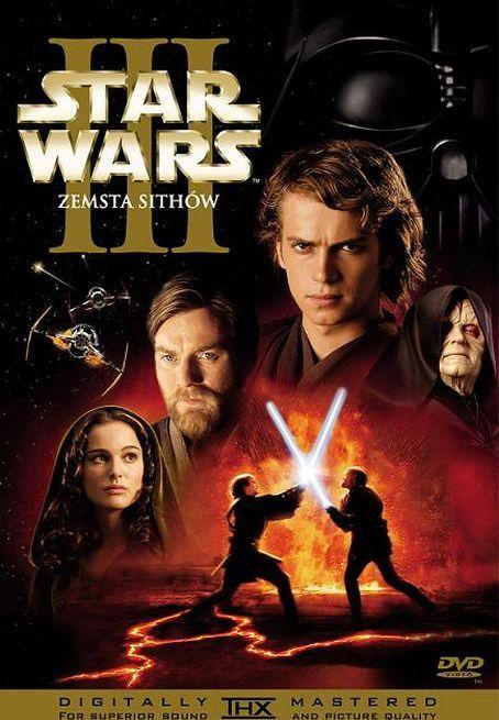 Gwiezdne Wojny: Część III - Zemsta Sithów (2005) online. Obsada, opinie, opis fabuły, zwiastun