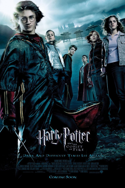 Harry Potter i Czara Ognia (2005) online. Obsada, opinie, opis fabuły, zwiastun