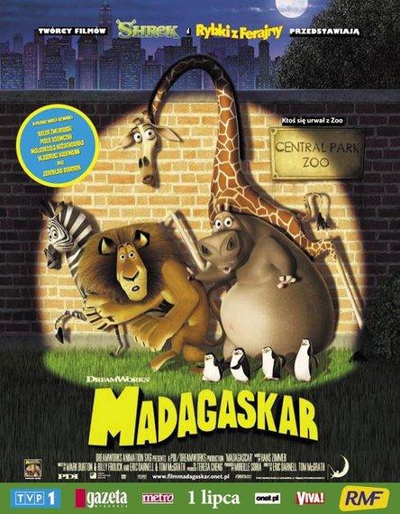 Madagaskar (2005) online. Obsada, opinie, opis fabuły, zwiastun
