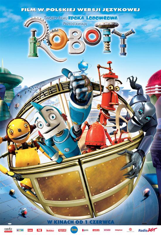 Roboty (2005) online. Obsada, opinie, opis fabuły, zwiastun