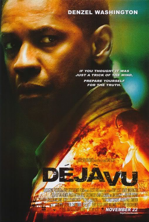 Deja Vu (2006) online. Obsada, opinie, opis fabuły, zwiastun