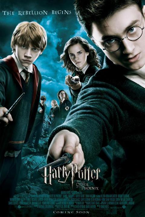 Harry Potter i Zakon Feniksa (2007) online. Obsada, opinie, opis fabuły, zwiastun