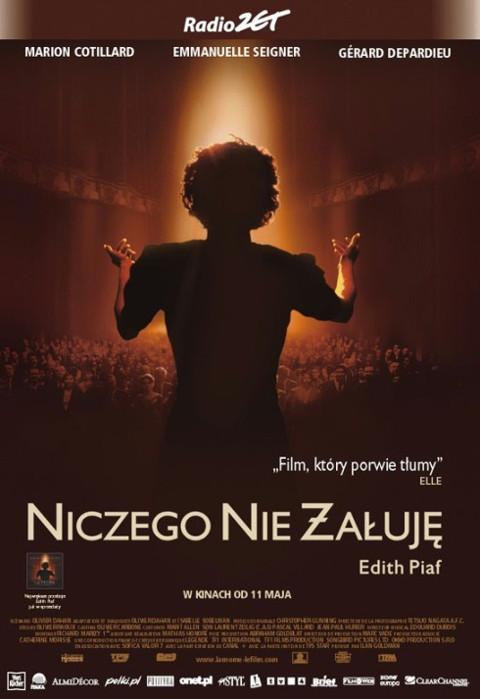Niczego nie żałuję - Edith Piaf (2007) online. Obsada, opinie, opis fabuły, zwiastun