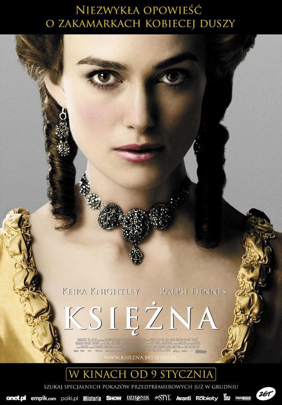 Księżna (2008) online. Obsada, opinie, opis fabuły, zwiastun