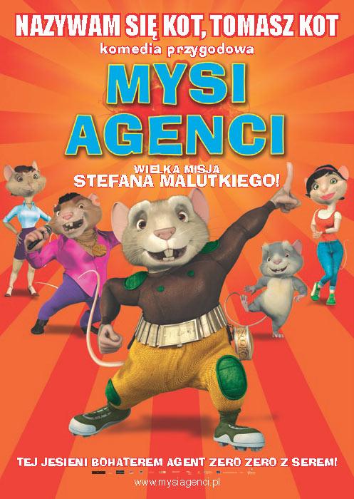Mysi agenci (2008) online. Obsada, opinie, opis fabuły, zwiastun