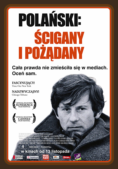 Roman Polański. Ścigany i pożądany (2008) online. Obsada, opinie, opis fabuły, zwiastun