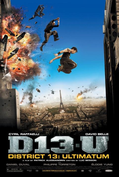 13 dzielnica - ultimatum (2009) online. Obsada, opinie, opis fabuły, zwiastun