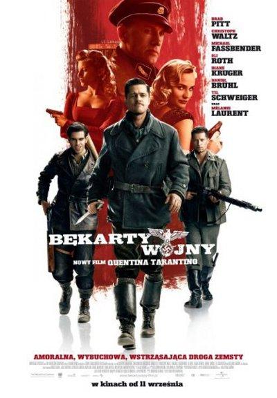 Bękarty wojny (2009) online. Obsada, opinie, opis fabuły, zwiastun