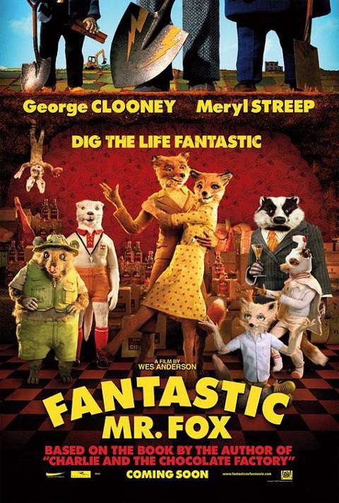 Fantastyczny Pan Lis (2009) online. Obsada, opinie, opis fabuły, zwiastun