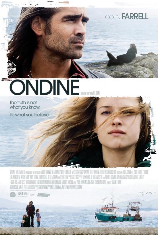 Ondine (2009) online. Obsada, opinie, opis fabuły, zwiastun