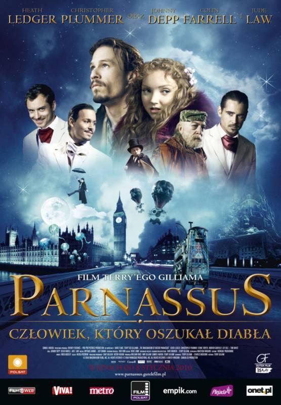 Parnassus (2009) online. Obsada, opinie, opis fabuły, zwiastun