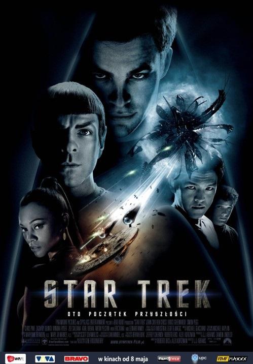 Star Trek (2009) online. Obsada, opinie, opis fabuły, zwiastun