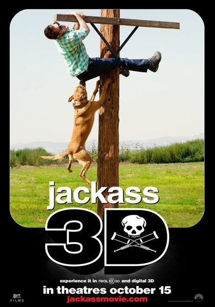 Jackass 3-D (2010) online. Obsada, opinie, opis fabuły, zwiastun