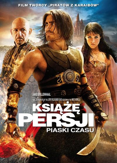 Książę Persji: Piaski Czasu (2010) online. Obsada, opinie, opis fabuły, zwiastun