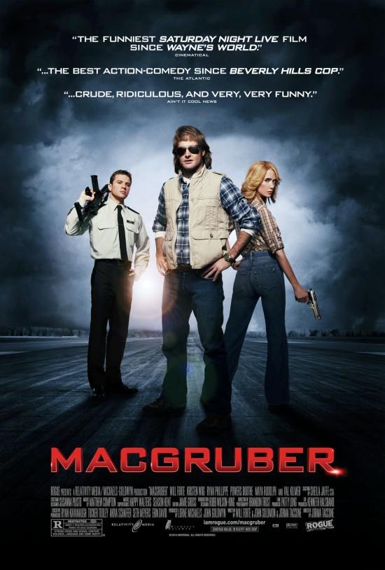 MacGruber (2010) online. Obsada, opinie, opis fabuły, zwiastun