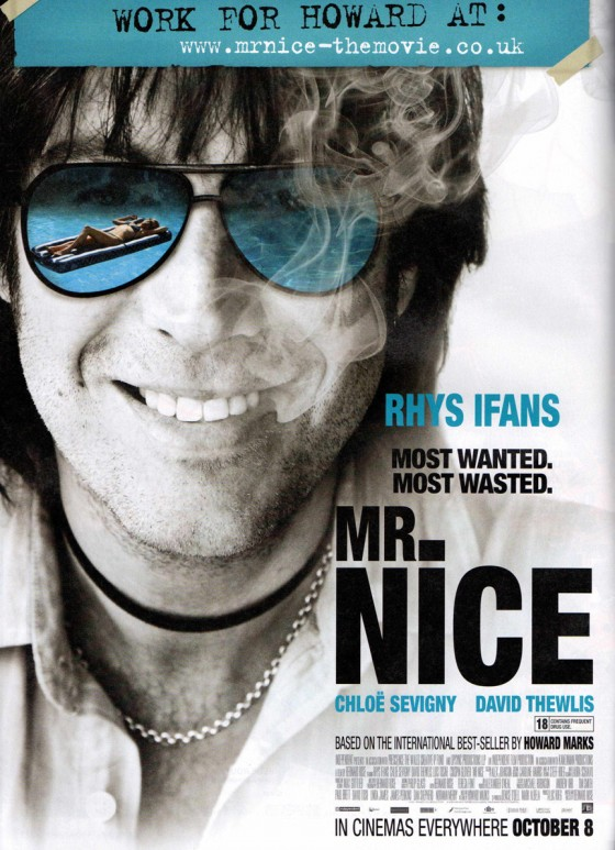 Mr. Nice (2010) online. Obsada, opinie, opis fabuły, zwiastun