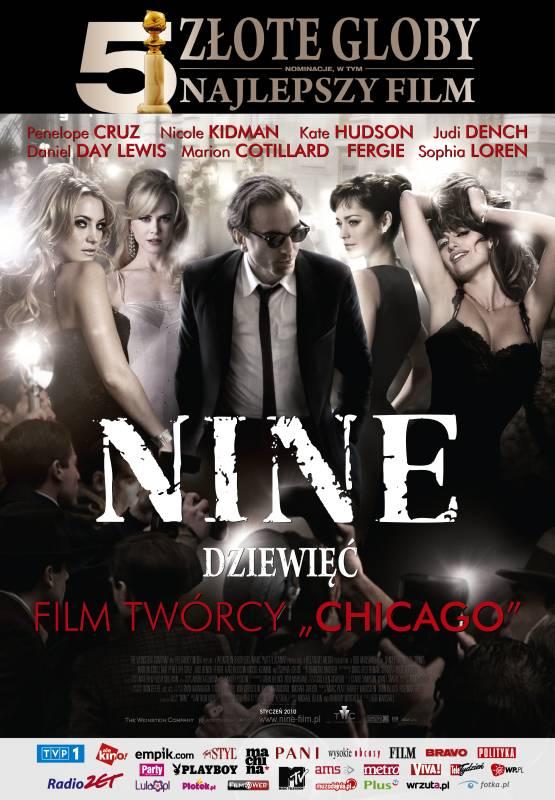 Nine - Dziewięć (2010) online. Obsada, opinie, opis fabuły, zwiastun