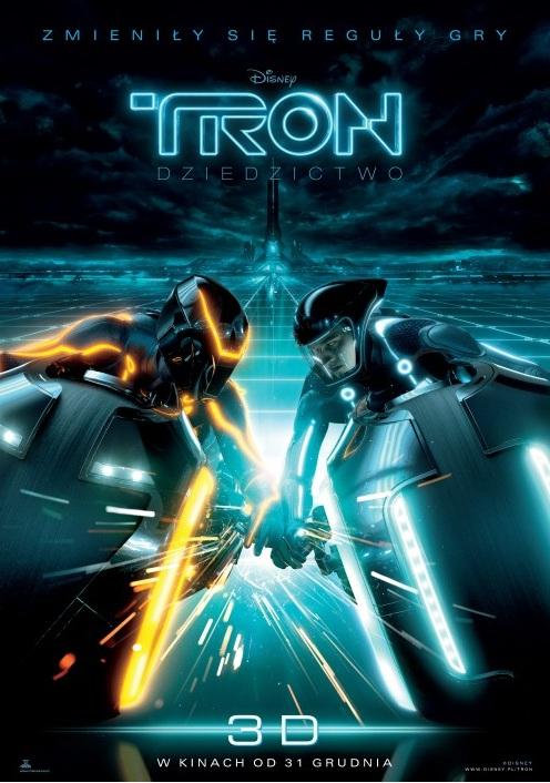 Tron: Dziedzictwo (2010) online. Obsada, opinie, opis fabuły, zwiastun