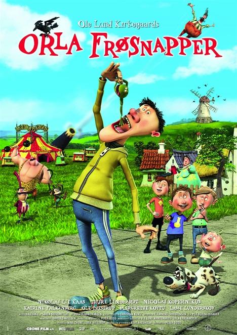 Ale cyrk 3D (2011) online. Obsada, opinie, opis fabuły, zwiastun