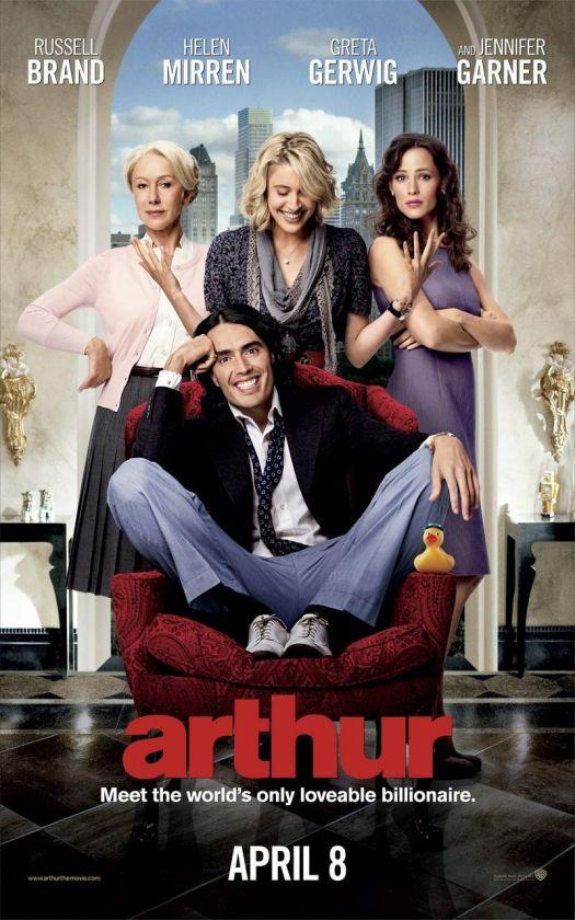 Arthur (2011) online. Obsada, opinie, opis fabuły, zwiastun