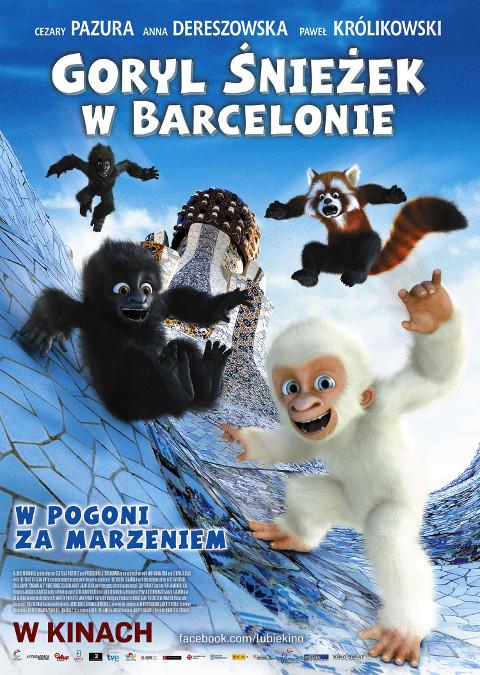 Goryl Śnieżek w Barcelonie (2011) online. Obsada, opinie, opis fabuły, zwiastun