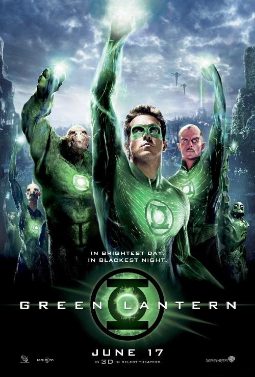 Green Lantern (2011) online. Obsada, opinie, opis fabuły, zwiastun